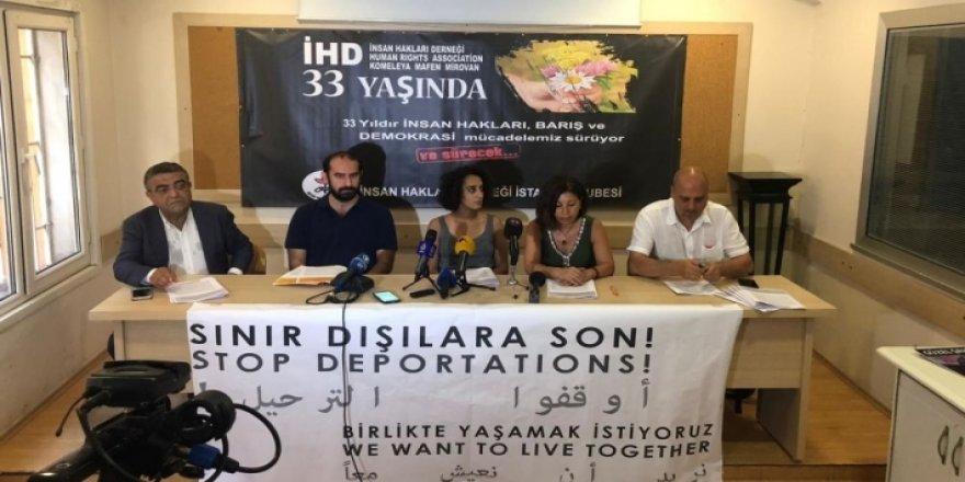 Bi hezaran koçberên Sûriyê ji Tirkiyê hatine derxistin
