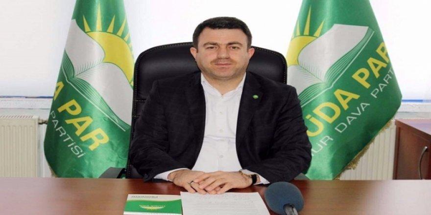 Hetkarê Serekê Huda-Parî Mehmet Yavuz merd