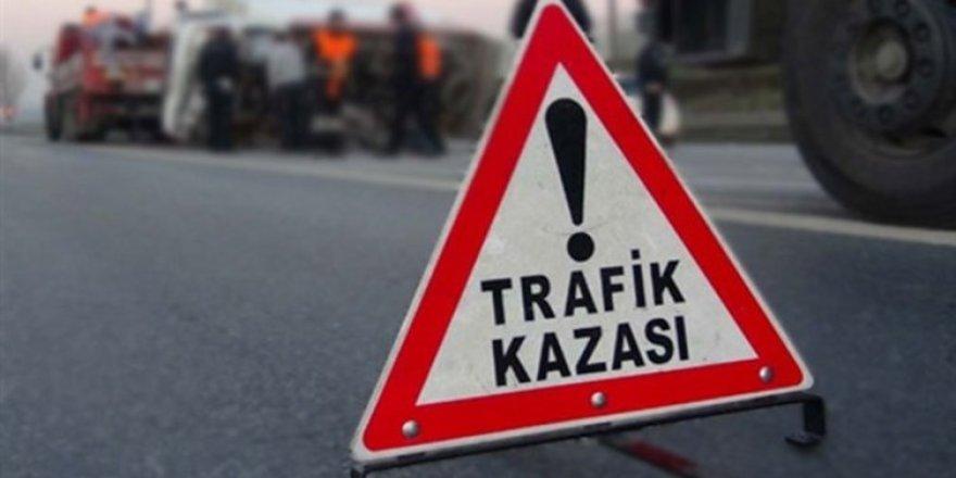 Li Amedê bûyera trafîkê: mîrî û birîndar hene