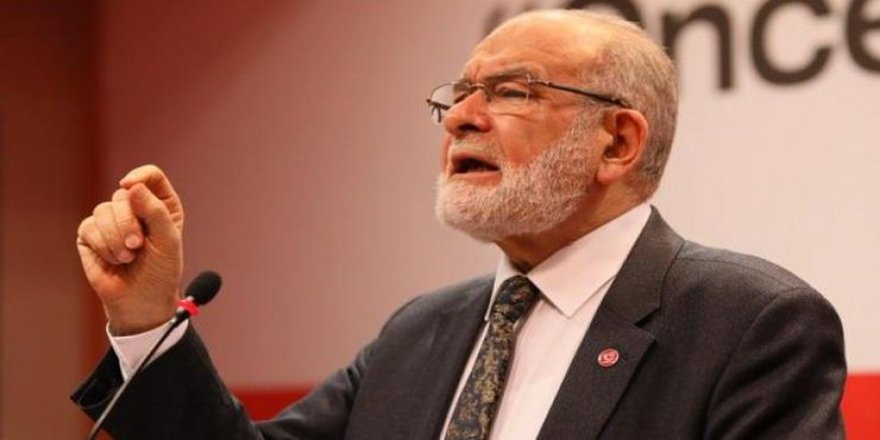 Serokê Partiya SAADETê: Amerîka û Tirkiyê, çi rêkeftin nekirine