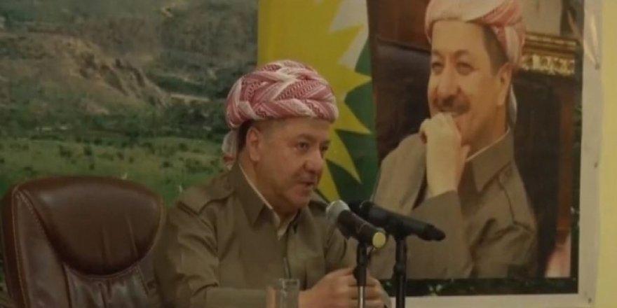 Serek Mesûd Barzanî: Gonîya Kurdêk do destê Kurdêk ra nêra rişnayîş
