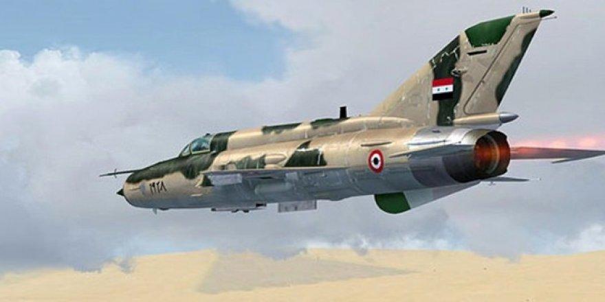 Balafireke şer a Sûriyê kete xwarê
