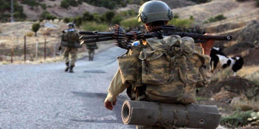 Ji Artêşa Tirkiyê li dijî PKKê operasyona berfireh