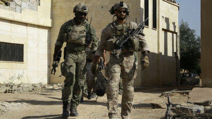 Pêntagon: Komandoyên me li ser daxwaza Turkiyê çûne Sûriyê