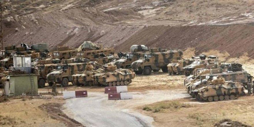 Hêzên Sûriyê êrişî xala çavdêriyê ya Tirkiyê kirin