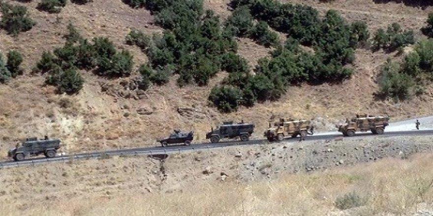 Dêrsim de mebênê eskeranê Tirkîya û PKK de şer vejîya