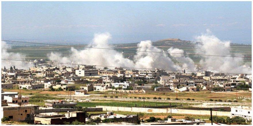 Rejîma Sûriye hin deverên Hema û Idlibê kontrol kir