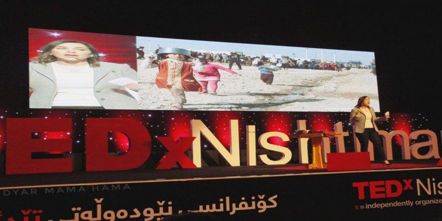 TEDx Nishtiman dest pêkir