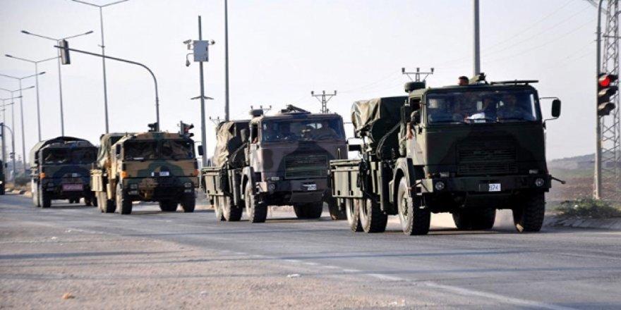 Artêşa Tirkiyê hêzên zêdetir dişîne ser sînorê Rojava