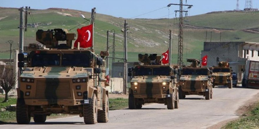 Hêzên Tirkiyê Derbasî Rojavayê Kurdistanê Bûn