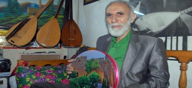 Zulfî Yoldaş ê Dîyarbekirî 100 hezar erbane çêkirîye