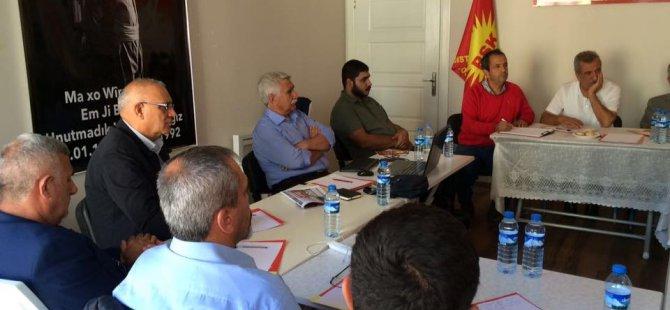 """""""Divê Kurdî di kar û barê dewletê da bibe zimanê fermî"""""""