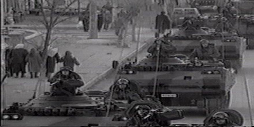 PAK: Dewleta Tirkîyeyê îro jî bi hişmendîya Kodetaya 12yê Îlon a 1980yî ve tê îdare kirin