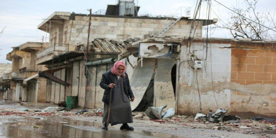 Neteweyê Yewbîyayeyî: Efrîn de sucê merdimîye esto!