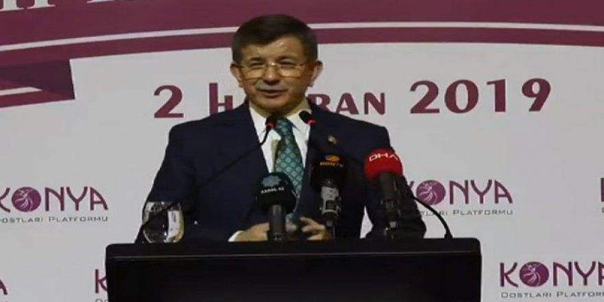 Ahmet Davutoglu ji AKPê îsîtfa kir