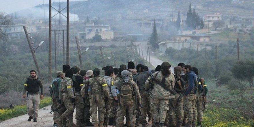 Efrîn de 9 sîvîlê bînî ameyî remnayîş