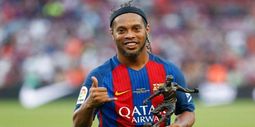 Ronaldinho 39 serrîya xo de vejîyeno maçê jubîle