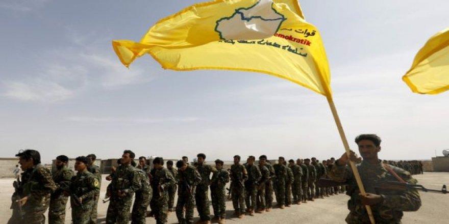Hikûmeta Sûriyê: HSD hêzeka terorîstî ye û dixwaze Sûriyê perçe bike