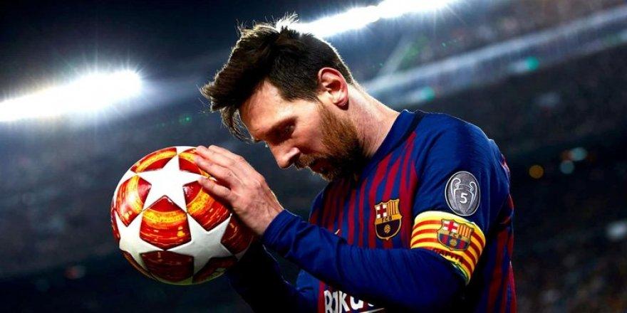 Fitbolbazê serre Lionel Messi yo!
