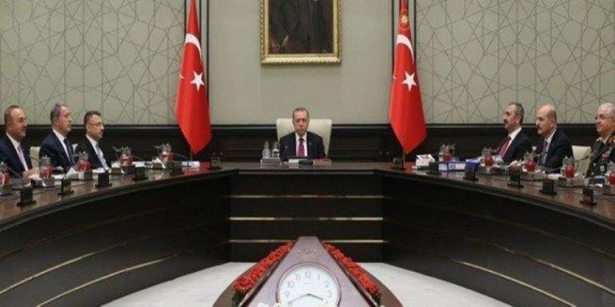 Encûmena Asayîşa Tirkiyê îro ji bo Rojava dicive
