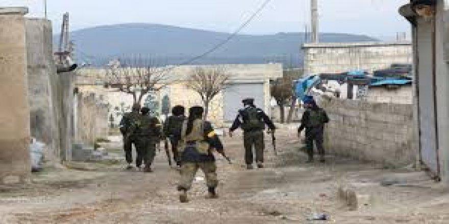 Li Efrînê di meha Îlonê de grûpên çekdar 127 kes revandin