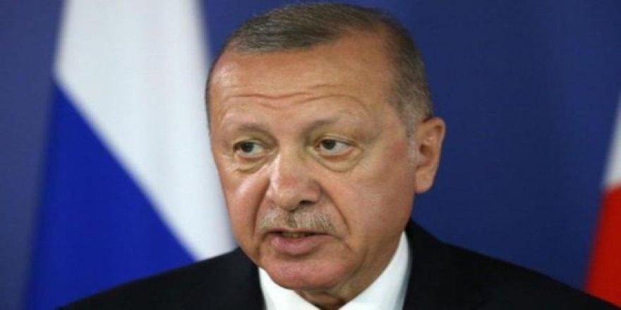 Erdogan: DYAyê dest bi vekişandina kirîye