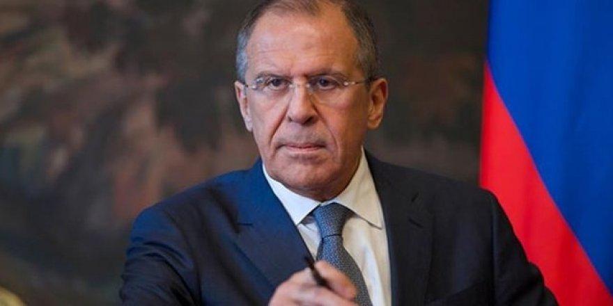 Lavrov serdana herêma Kurdistanê dike!
