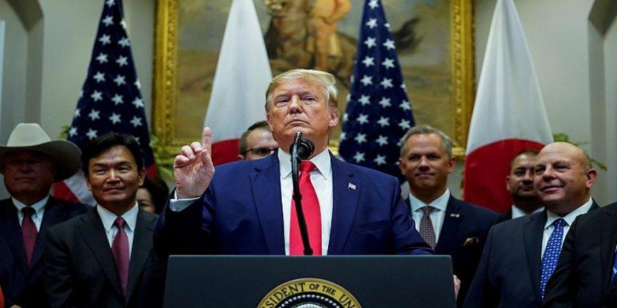 Trump: Me tenê 50 leşker vekişand