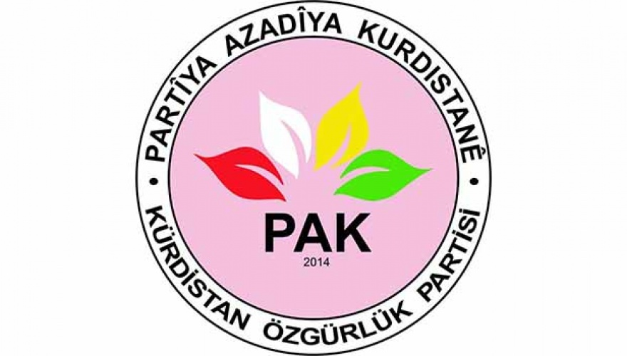 PAK: Ma veng danê dinya: Şarê Kurd rî bi rîyê jenosîdî meverdêne!