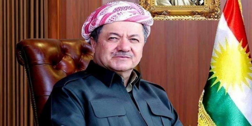 Serek Barzanî: Seba Rojavayê Kurdistanî ma çend hetan dir mîyanê dîyalogî de yê