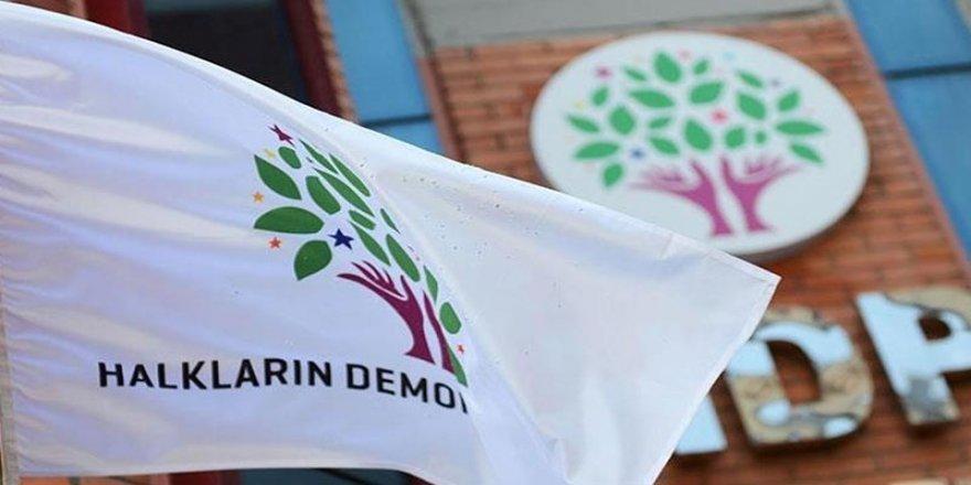 HDP: Êriş destkeftên gelê Kurd armanc digire