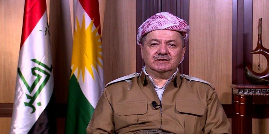 HDP: Peyama Barzanî bo 4 parçeyên Kurdistanê cîhê keyfxweşîyê ye!