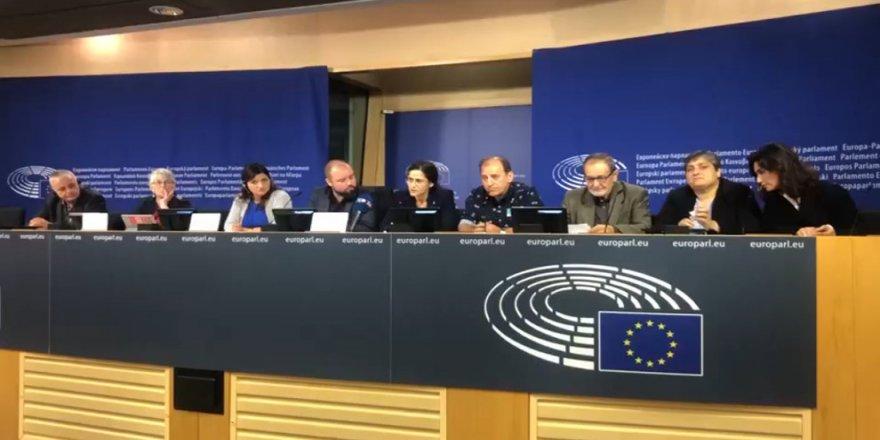 Îlham Ehmede Parlamentoya Ewropa ra veng da: Ganî Tirkîya bêra cezakerdene