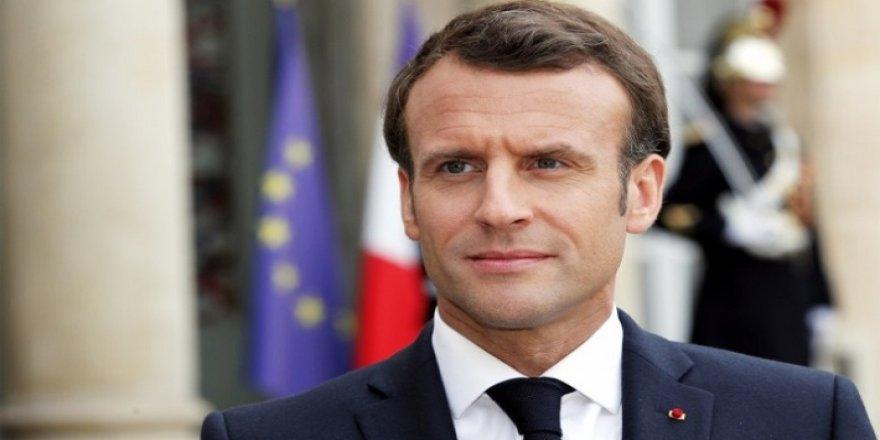 Macronî veng da Tirkîya: Cade şer vindarnêne