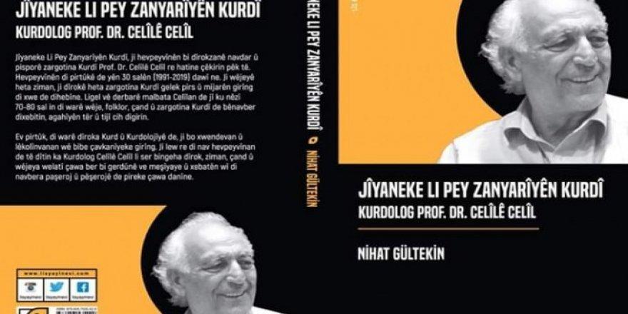 Portreya Prof. Celîlê Celîl 'Jîyaneke Li Pey Zanyarîyên Kurdî' derket