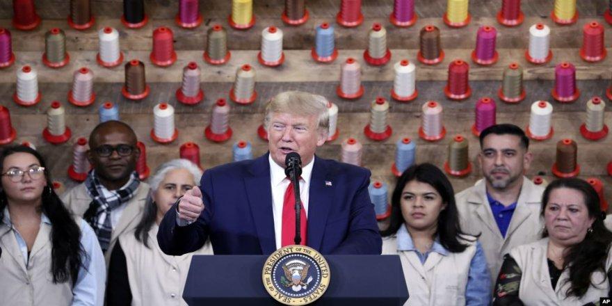 Trump: Min got divê hinekî li hev xin