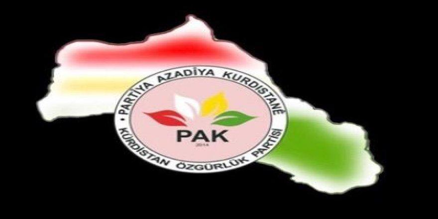 PAK di tarîstana li bakurê Kurdistanê hêviyek e