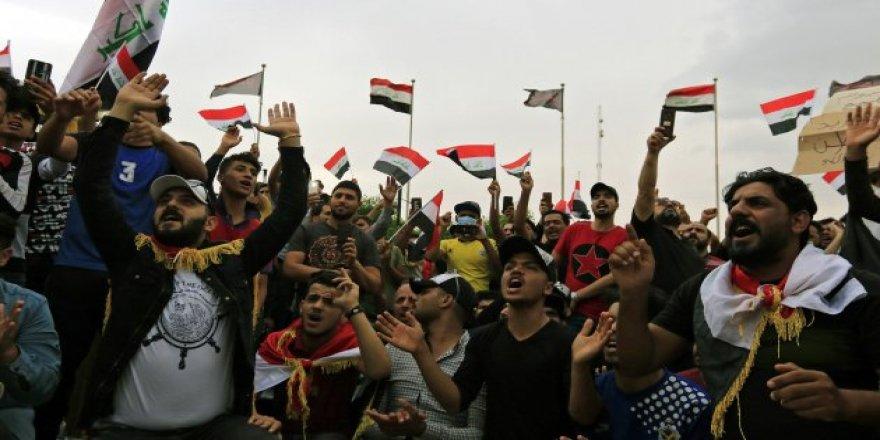 Hejmara kuştî û birîndarên xwepêşandanên Iraqê zêde dibin