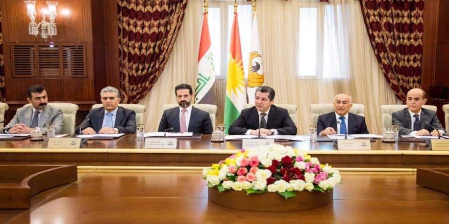 Mesrûr Barzanî: Em rê nadin ti guhertineke li dijî statû û mafên Kurdan