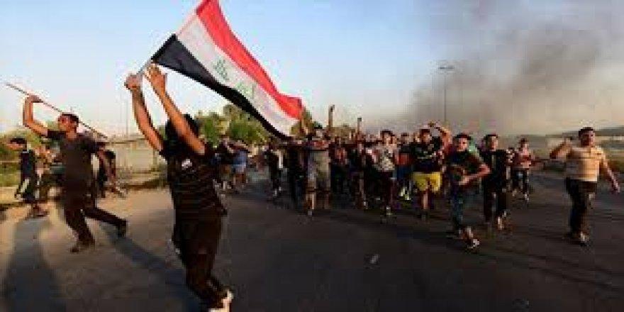 Iraq de 10 protestogerî amê kiştene, heta nika 300 kesî kişîyayî