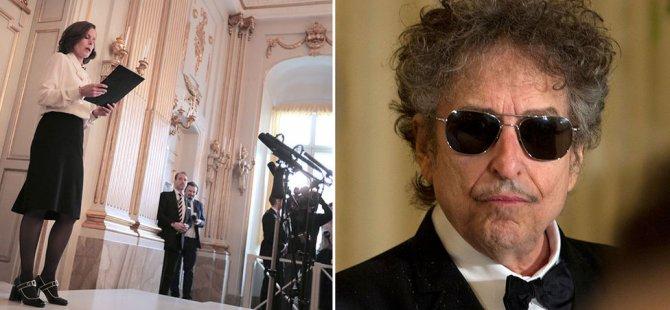 Bob Dylan Xelata  Nobelê ya Wêjeyê ya sala 2016 wergirt