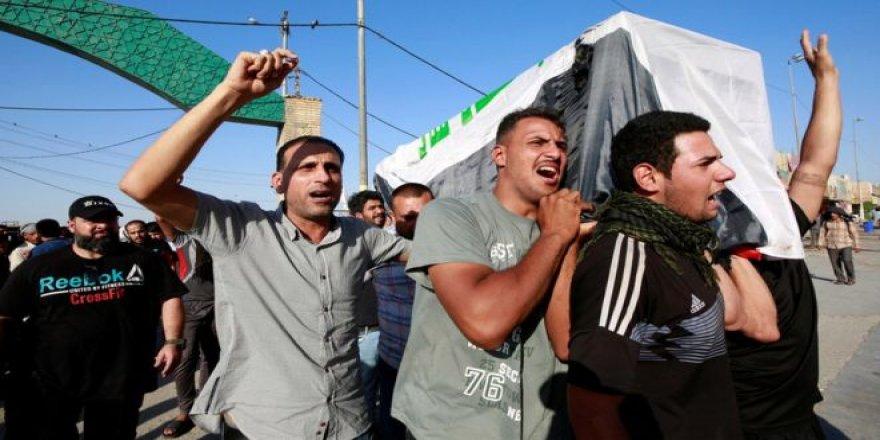 Iraqî de 7 protestogerê bînî zî ameyî kiştene