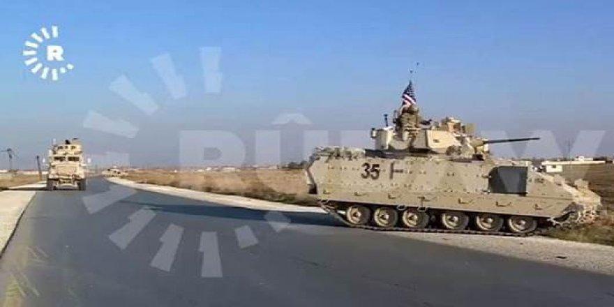 Amerîka: 600 eskerê ma do vakurê Sûrîye de bimanê
