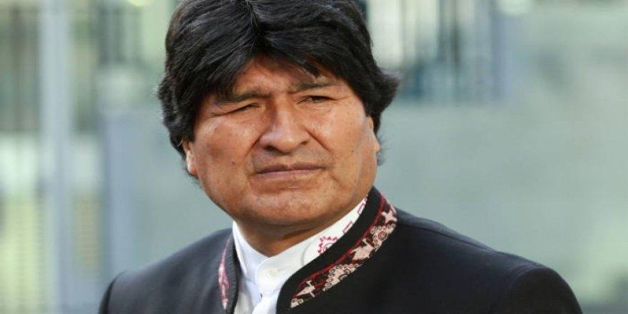 Serekê dewleta Bolîvya Morales îstîfa kerd