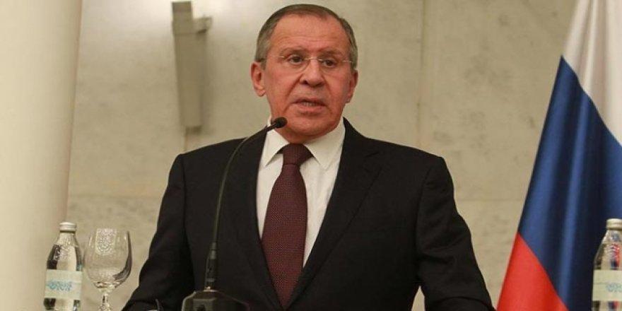 Lavrov: Em dê hewl bidin Sûrîye tevahîya axa xwe kontrol bike