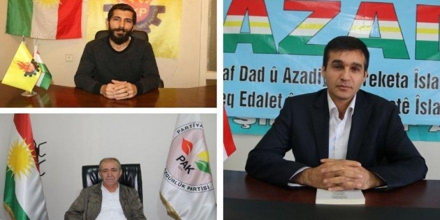 'Ji bo berjewendîyên gelê Kurd têbikoşin'
