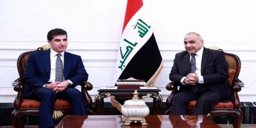 Nêçîrvan Barzanî serekê hukmatî û serekê parlementoyê Iraqî reyde pêvînayîş kerd