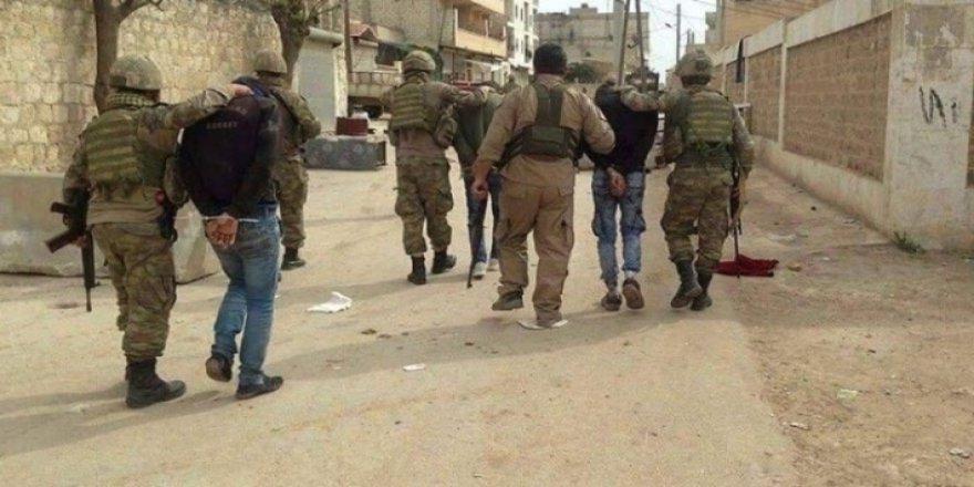 6 hemwelatîyên Efrînê hatin revandin