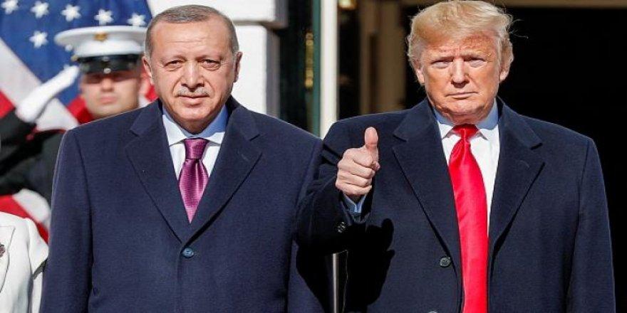 Pêvînayîşê Trump û Erdoganî qedîya
