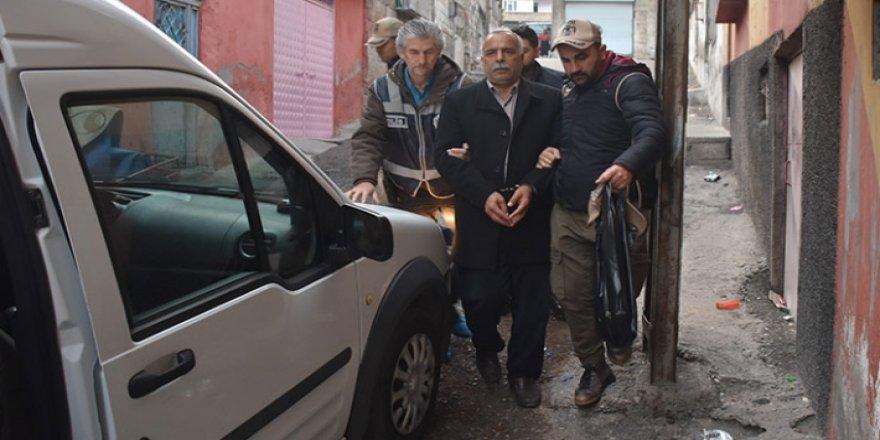 Serekê HDP yê bajarê Entabî û 50 kesê bînî amê tepiştene